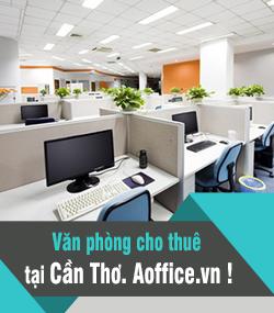 AOffice Văn Phòng Cho Thuê Tại Cần Thơ