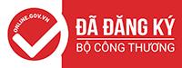 Logo Đã Đăng Ký với BCT